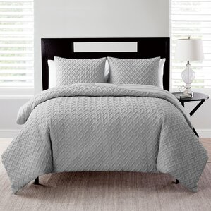 Caresse Embossed 2 Piece Comforter Set