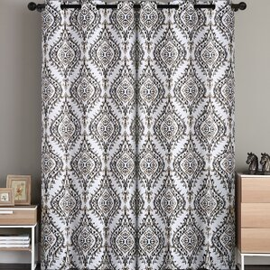 Fahey Blackout Curtain Panels (Set of 2)