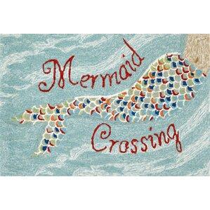 Rebecca Mermaid Doormat