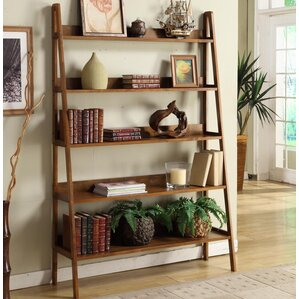 "Stellan 72"" Leaning Bookcase"