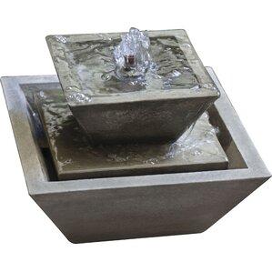 Palmetto Garden Fountain