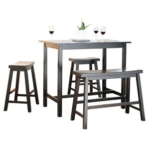 Caruso 4-Piece Pub Dining Set