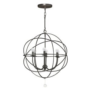 Oona 6-Light Foyer Pendant