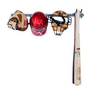 Michael Wall-Mounted Sports Rack