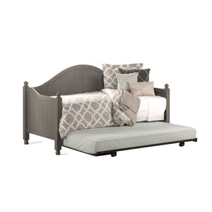 "Georgiana 81.5"" Daybed with Trundle"