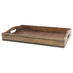 Vincent Rectangular Wooden Serving Tray