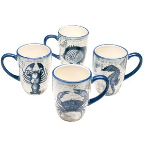 Hailey Mug (Set of 4)