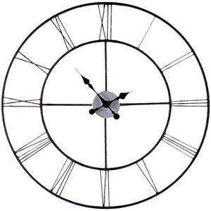 Weston Round Oversized Wall Clock