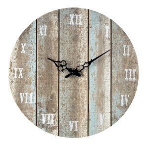 Tyler Round Wall Clock