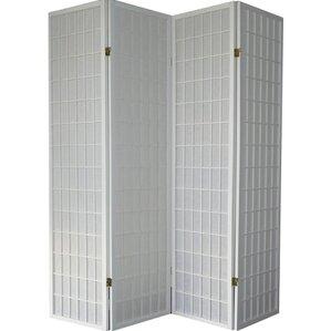 Shiloh 4-Panel Room Divider