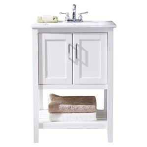 "Gina 24"" Single Bathroom Vanity"