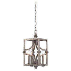 Benson 4-Light Pendant