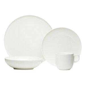 24-Piece Celeste Porcelain Dinnerware Set