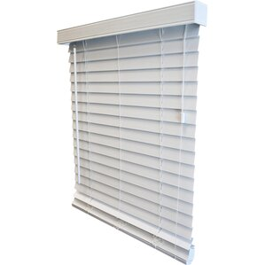 Catalina Faux Wood Venetian Blind