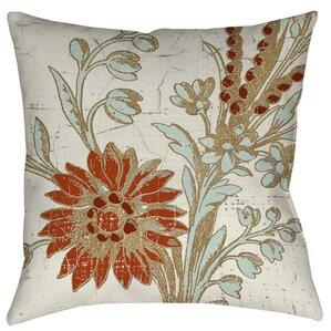 Donna Tropical Garden Pillow