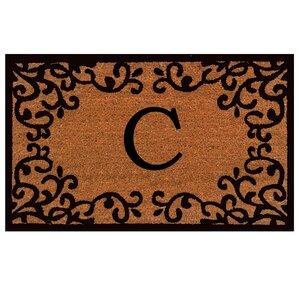 Personalized Scrolling Doormat