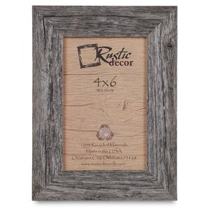 Ira Reclaimed Wood Picture Frame