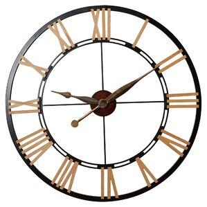 Faye Round Oversized Wall Clock