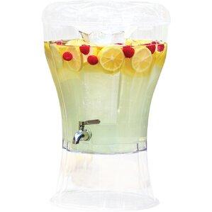 Barcelona 3.5 Gallon Beverage Dispenser