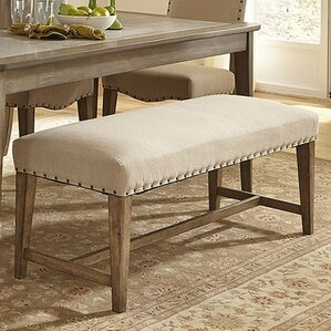 Camille Upholstered Bench