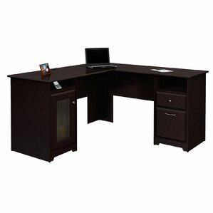 Columbus L-Shape Executive Desk
