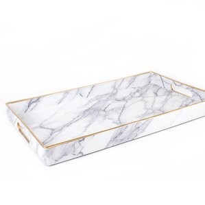 Marble Accent Tray