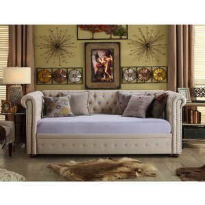 Burdick Chesterfield Daybed