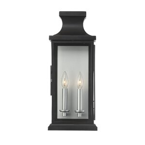 Carson 2-Light Outdoor Wall Lantern
