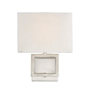 Brianna 1-Light Armed Sconce
