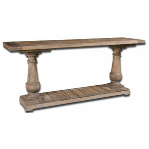 Levittan Reclaimed Wood Console Table