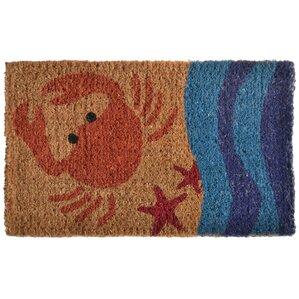 Lorna Creel Crab Doormat