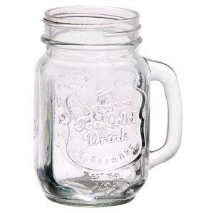 Shelby Mason Drinking Jar (Set of 4)