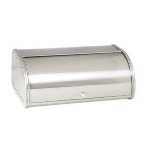 Chanson Stainless Steel Bread Box