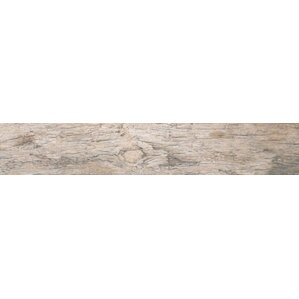 "Denise 6"" x 24"" Porcelain Wood Tile"