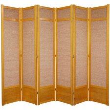 83.5 x 86 Clarke Shoji 6 Panel Room Divider by World Menagerie