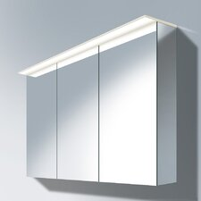 Delos Mirror Cabinet with Light by Duravit