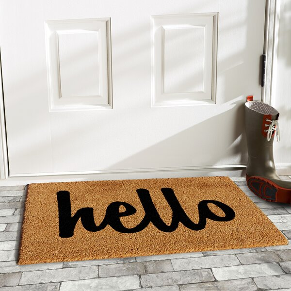 Personalized Kitchen Mats Door Youll Love Wayfair