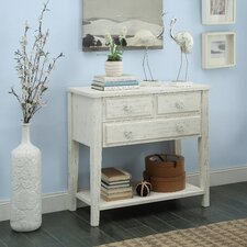 Yareli Rectangle Wood Console Table by Breakwater Bay
