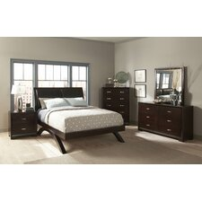 1313 Series Platform Customizable Bedroom Set by Woodhaven Hill