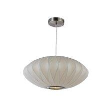 1-Light Oval Pendant