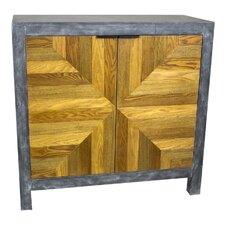 2 Door Cabinet by Sagebrook Home