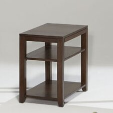 Daytona Chairside Table by Progressive Furniture Inc.