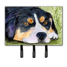 Entlebucher Mountain Dog Key Holder by Caroline's Treasures