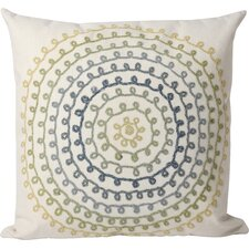 Whipkey Ombre Threads Indoor/Outdoor Throw Pillow
