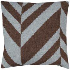 Volney Slanted Stripe Throw Pillow