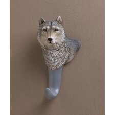 Wolf Wall Hook by Zingz & Thingz
