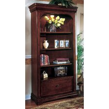 Flannagan 78 Standard Bookcase by Three Posts