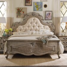 Chatelet Panel Bed by Hooker Furniture