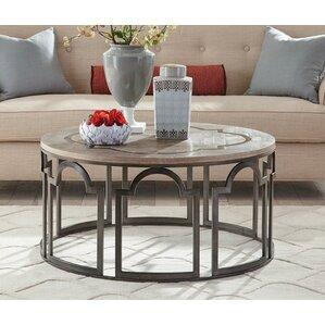 Estelle Round Coffee Table