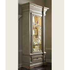 American Treasures Nantucket Display Cabinet by Habersham